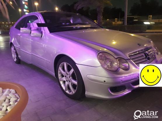 Mercedes C 200 2007