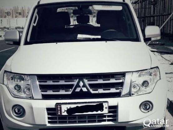 Mitsubishi Pajero 3.5L 2014