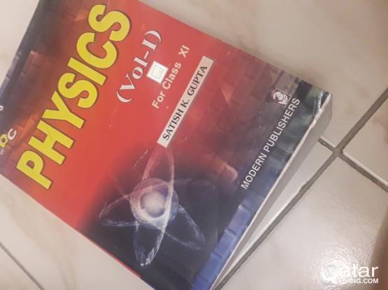 CBSE GTADE XI (SCI) BOOKS