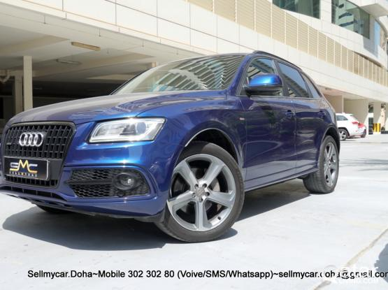 2014 Audi Q5 3 0t Quattro S-Line (Many More Photos Available
