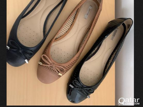 Ballerina shoes- GEOX