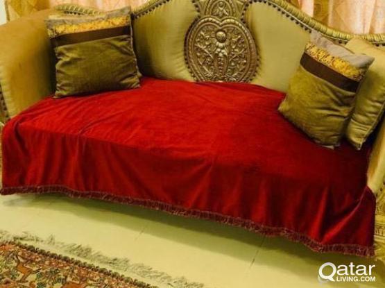Lounge sofa set and Stylish Diwan sofa for sale