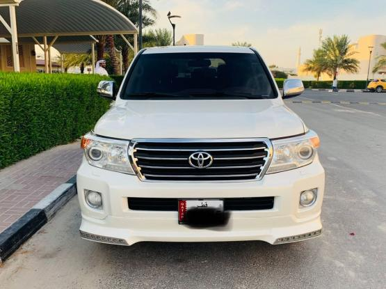 Toyota Land Cruiser Standard 2014