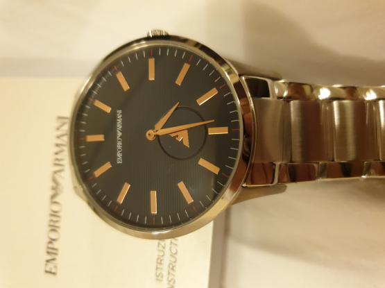 For Sale Armani Male Watch