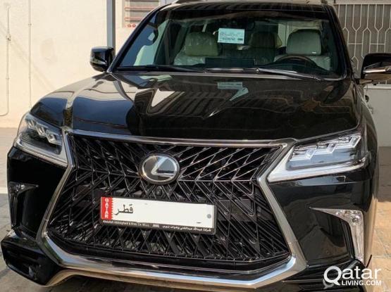 Lexus LX 570 S 2019