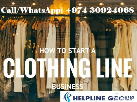 Start your Clothing/Fashion Business in Qatar?