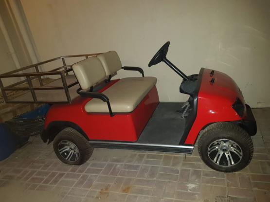 Indoor cars - Golf Cart (Buggy) 50% discounted price (clearence sale)