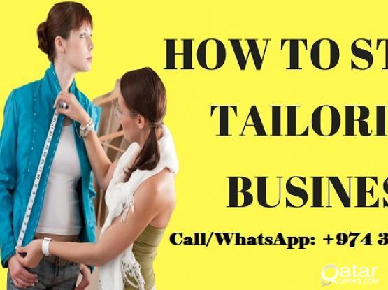 Start Tailoring Business in Qatar