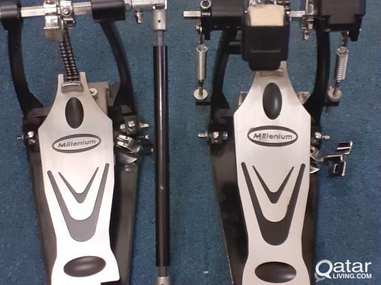 Millenium Double Pedal (Double Chain)
