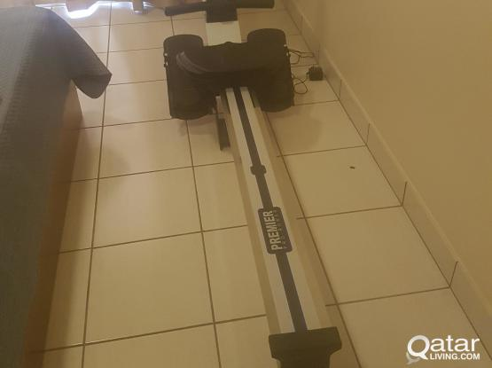 R200 Rowing Machine in Excellent Condition