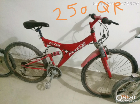 3 Bicycle for sale