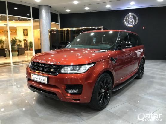 Land Rover Range Rover Sport Autobiography 2014
