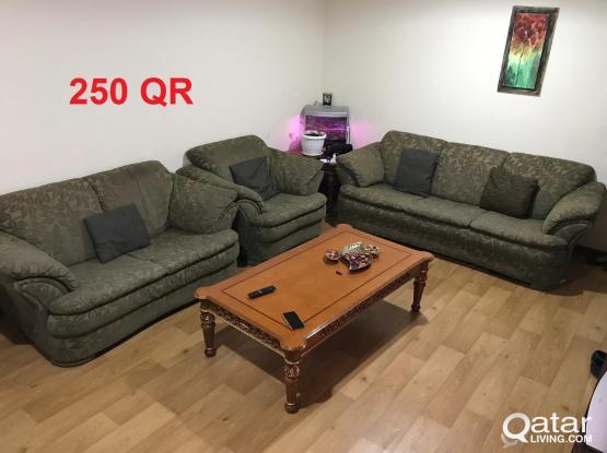 Bed, Wardrobe,Dining Table,Sofa,Fridge   Qatar Living