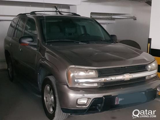 Chevrolet TrailBlazer LTZ 2005