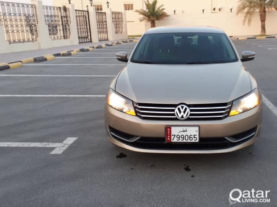 Volkswagen Passat SE 2015
