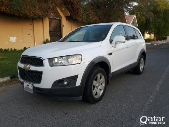 Chevrolet Captiva LS 2012