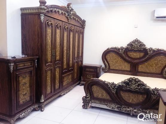 For Sell King Size Bedroom Set Everything  good Condition