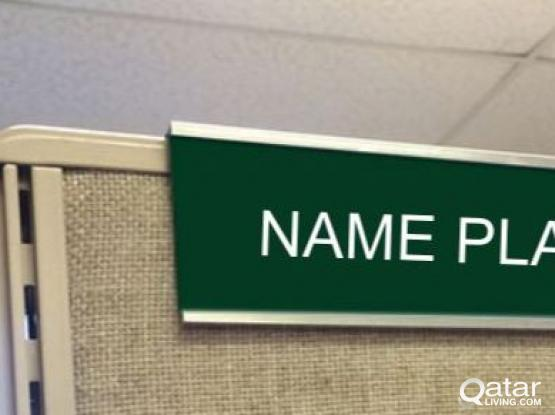 Name Plates,Vehicle Branding, Roll up Banners & Banners Call -  50194855