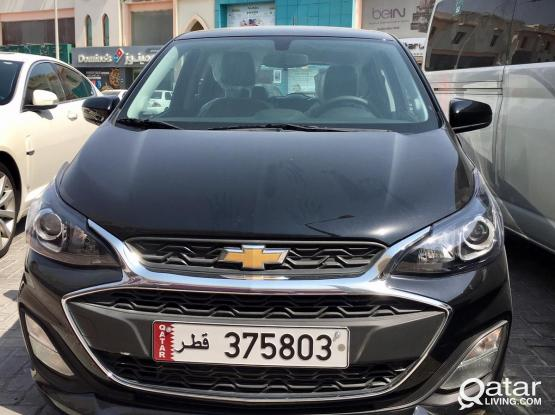 chevrolet spark started from 1350