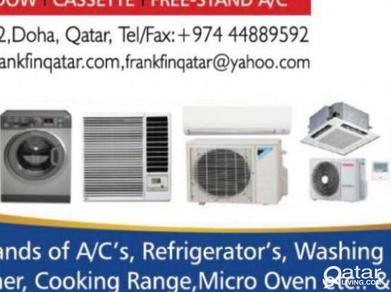 Air Conditioner washing Machine Repair