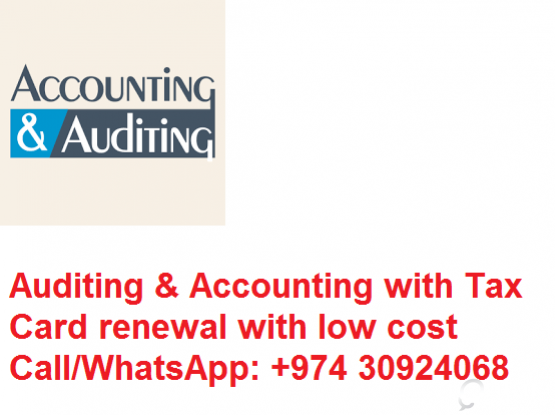 Looking for Auditing with low cost?