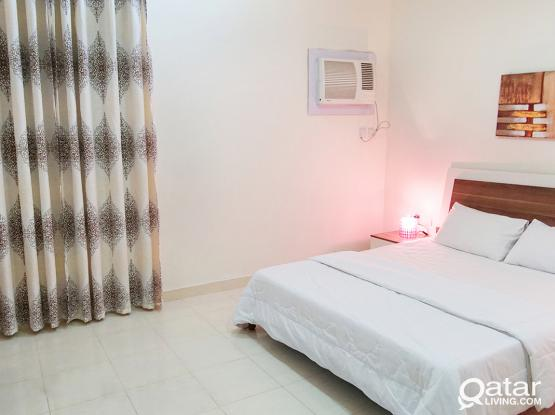 Fully-Furnished 3BHK behind DHL - Maatr Qadeem (NO Commission Charge)