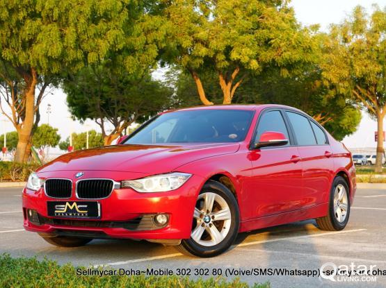 BMW 3-Series 320 i 2014