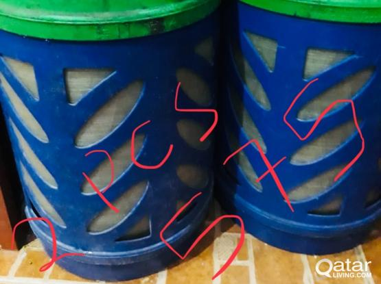 Gas Cylinder and Other Items