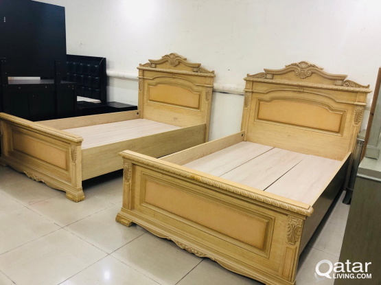 two single bed 200*120