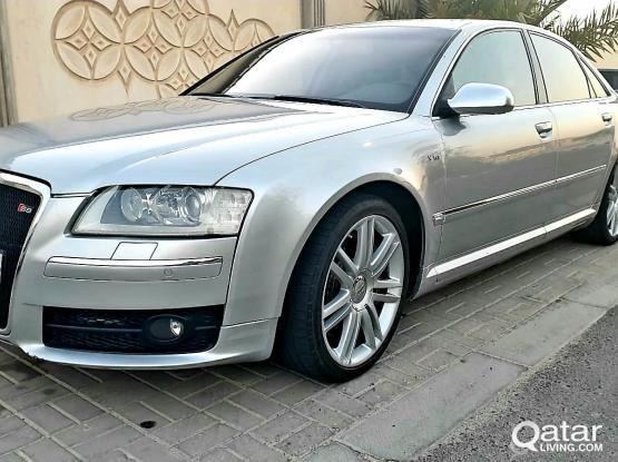Audi S 8 2007
