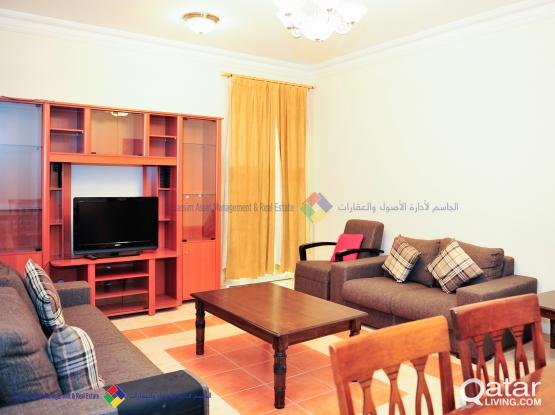 1 MONTH FREE!! 2 BR Fully-furnished Apartment