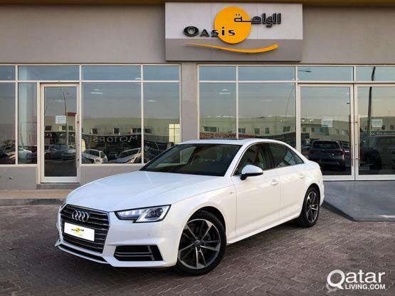 Audi A4 S-Line 2018