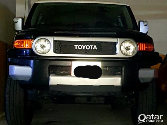 Toyota FJ Cruiser TRD 2008
