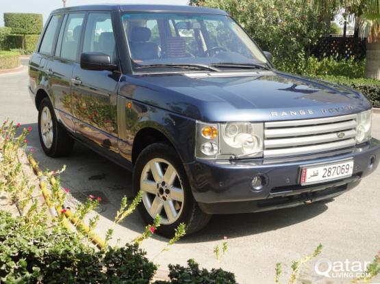 Land Rover Range Rover Sport HSE 2005