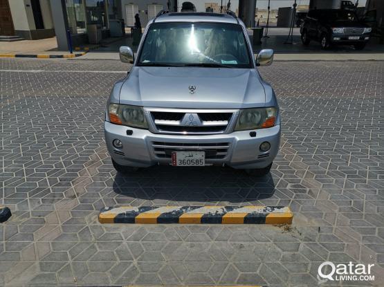 Mitsubishi Pajero 3.8L 2007