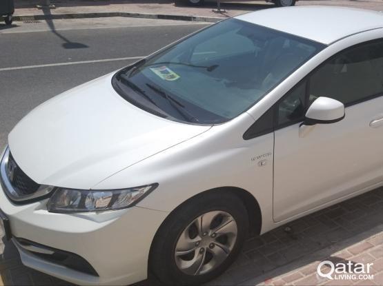 Honda Civic LXi 2015