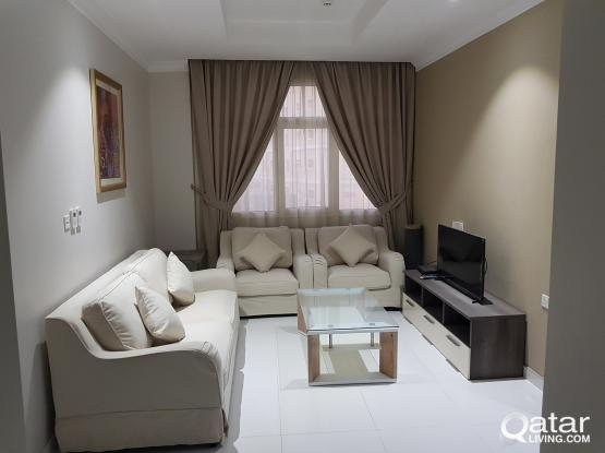 Luxury 2bhk fully furnished  apartment at alnasar شقق مفروشه فاخره بالنصر غرفتين وصاله وحمامين ومطبخ