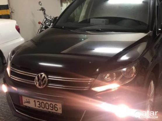 Volkswagen Tiguan Standard 2016