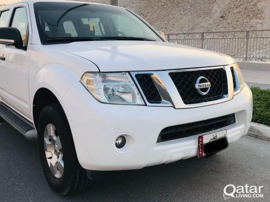 Nissan Pathfinder Standard 2015