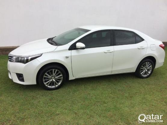 toyota corolla for rent summer offer 74747598