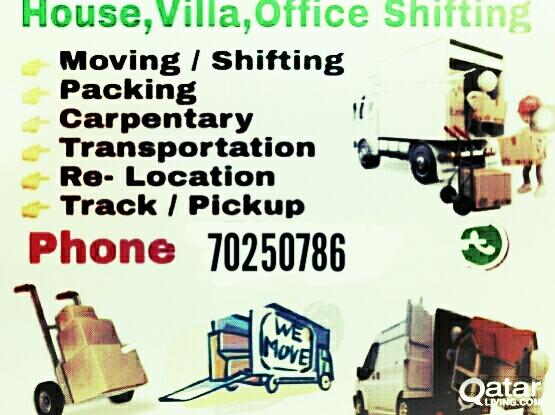 Doha best moving service call me 70250786 ..