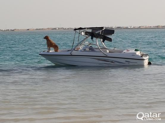Chapparal Boat for sale (engine problems)