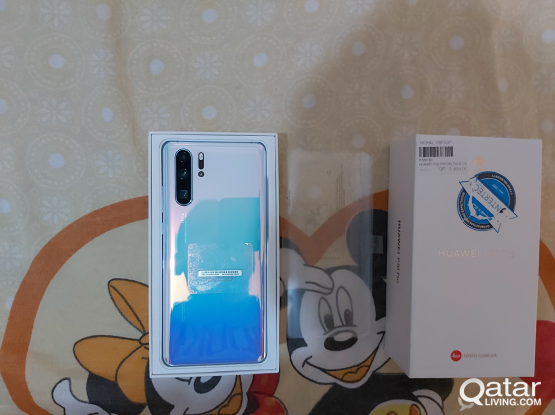 Huawei P30 pro new هواوي بي ٣٠ برو جديد