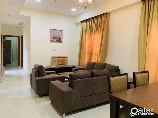 Fully furnished 1 Bhk Appartment for rent in C-Ring Road , Close to binmahmoud