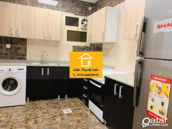 Brand new Spacious 3 bhk Fully furnished for rent in C-Ring Road close to binmahmoud