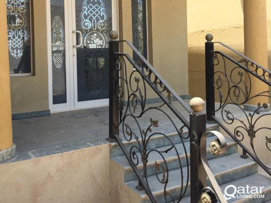 6 bhk family villa available  for rent@al khor