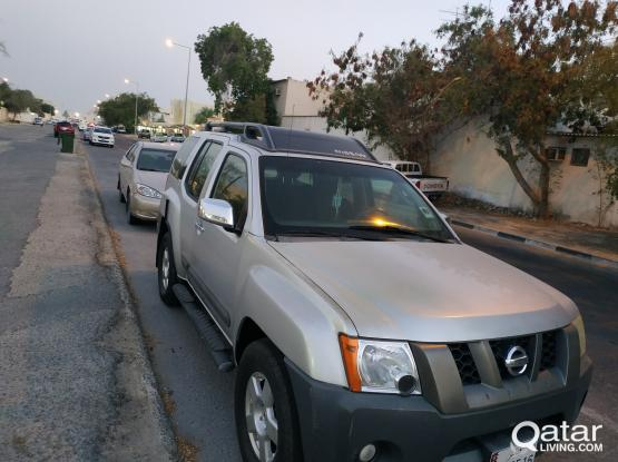 Nissan Xterra Off Road 2008