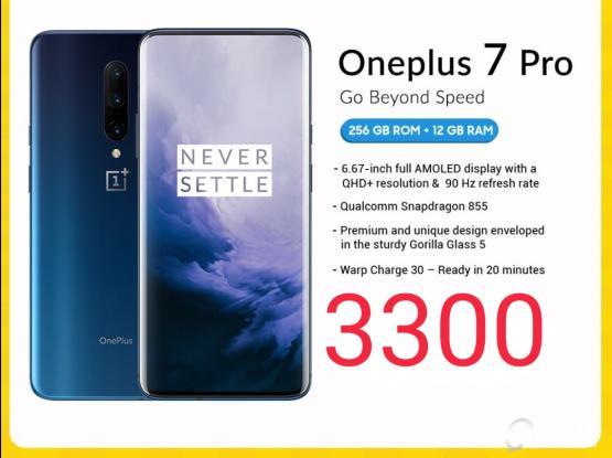 OnePlus 7 Pro 12GB/256 GB 90Hz QHD New