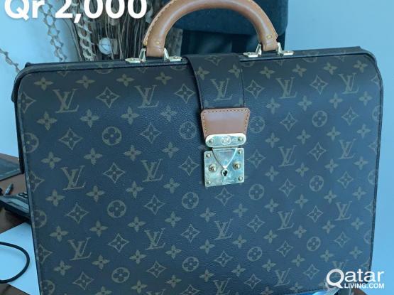 Authentic Vintage Louis Vuitton LV Briefcase