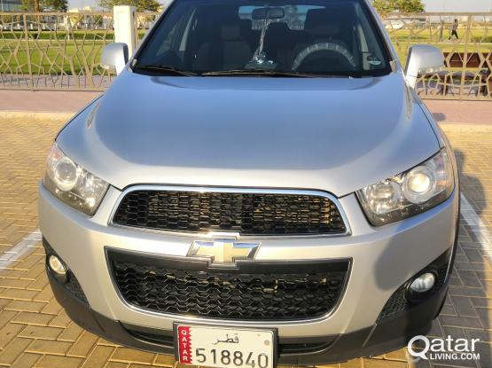 Chevrolet Captiva Standard 2012